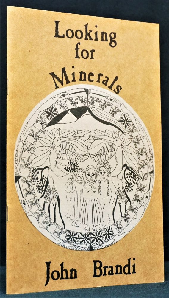 Looking For Minerals. John Brandi.