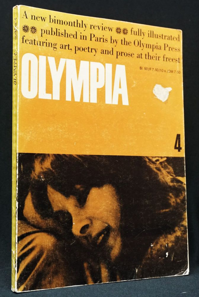 Olympia 4. William S. Burroughs.