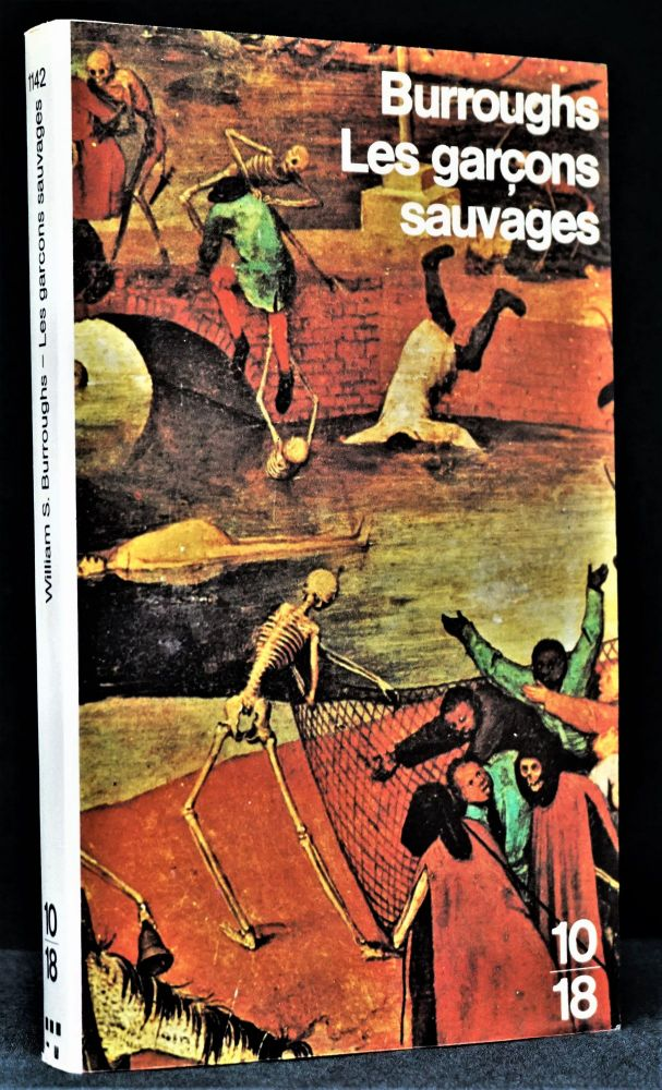 Les Garcons Sauvages (The Wild Boys). William S. Burroughs
