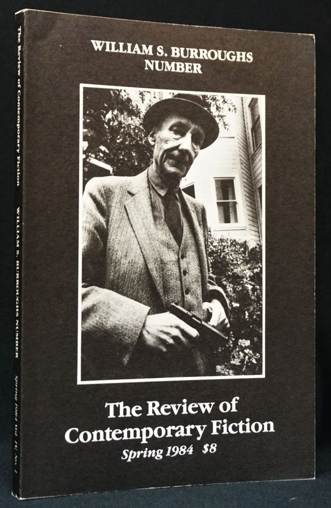 The Review of Contemporary Fiction. William S. Burroughs.