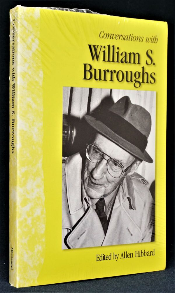 Conversations with William S. Burroughs. William S. Burroughs, Allen, Hibbard