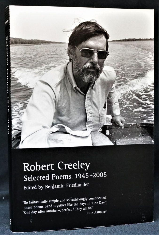 Some Time: A Selection, 1945-1987. Robert Creeley