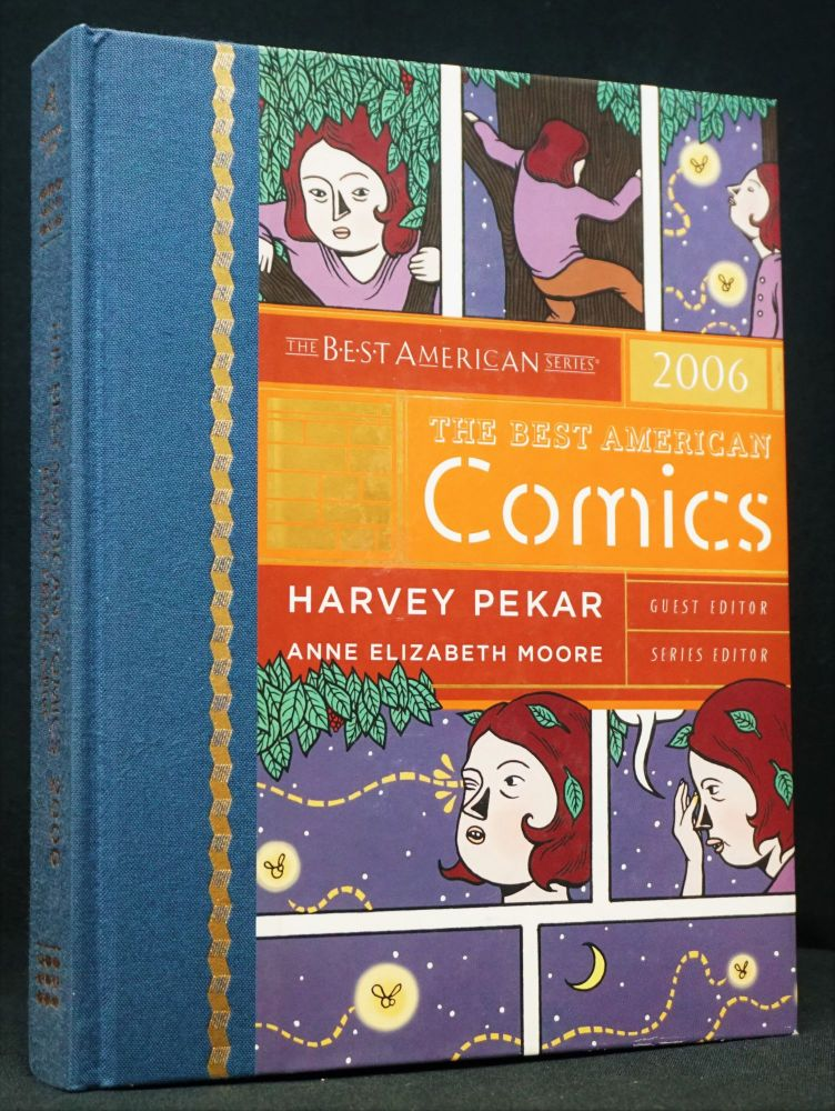 The Best American Comics. R. Crumb, Chris, Ware, Harvey, Pekar, Robert