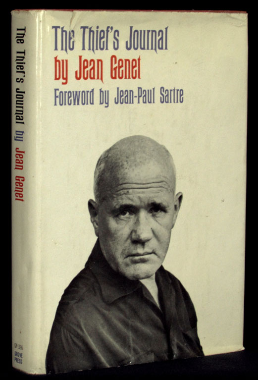 The Thief's Journal. Jean Genet
