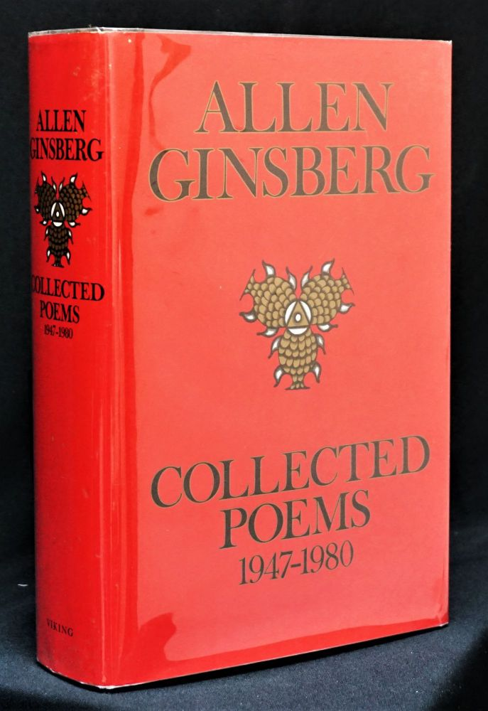 Collected Poems 1947 1980 By Allen Ginsberg On Third Mind Books