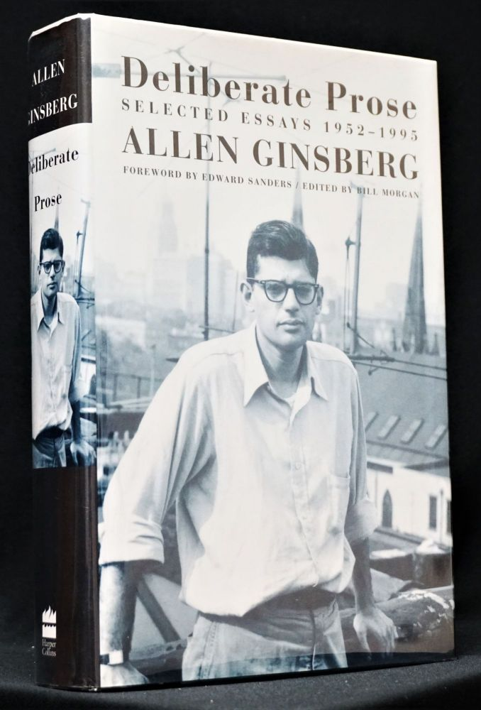 essays on allen ginsberg The ocean, the bird and the scholar: essays on poets and poetry by  langston  hughes, amy clampitt, allen ginsberg and robert lowell,.