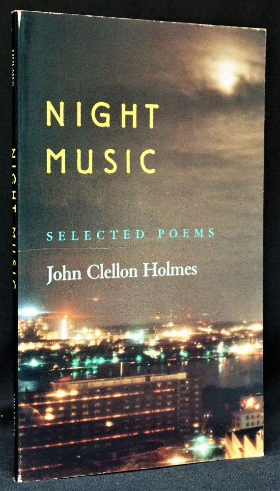 Night Music: Selected Poems. John Clellon Holmes.