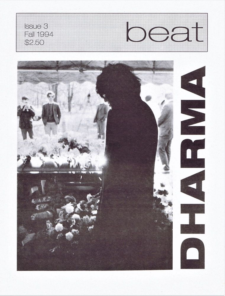 Dharma Beat Issue 3. Jack Kerouac
