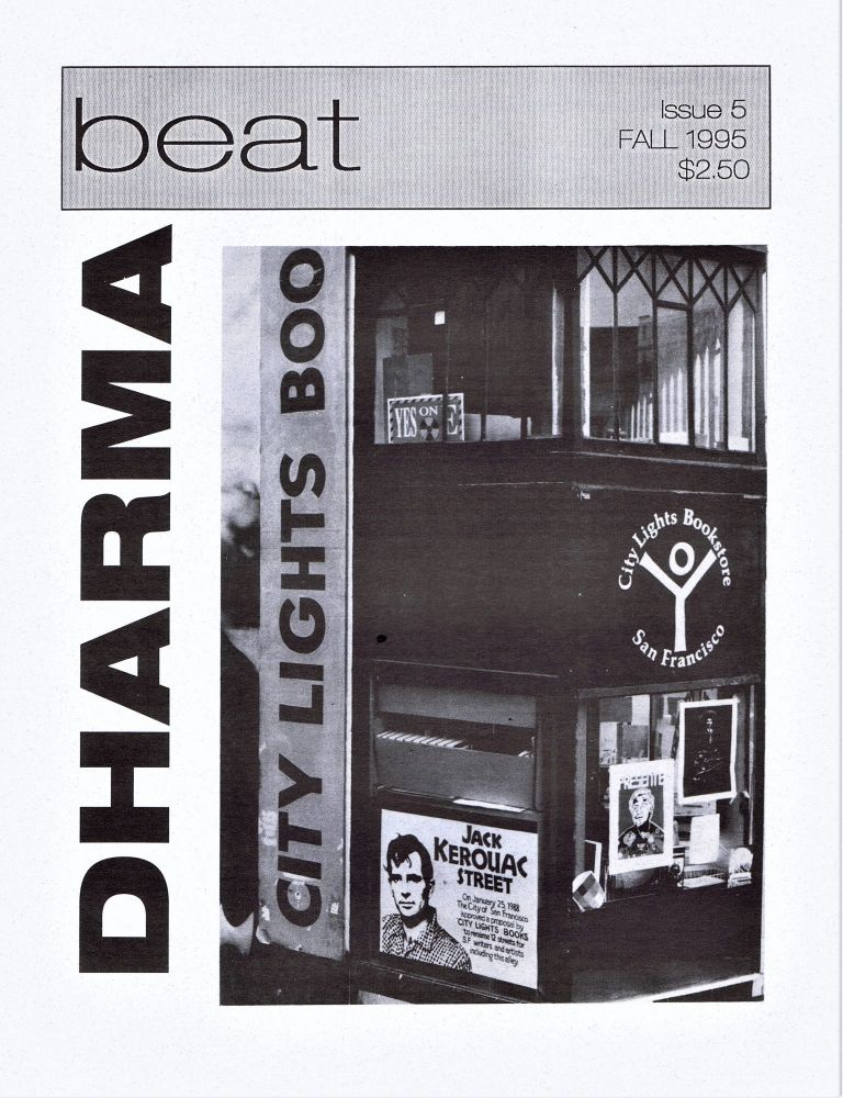 Dharma Beat Issue 5. Jack Kerouac