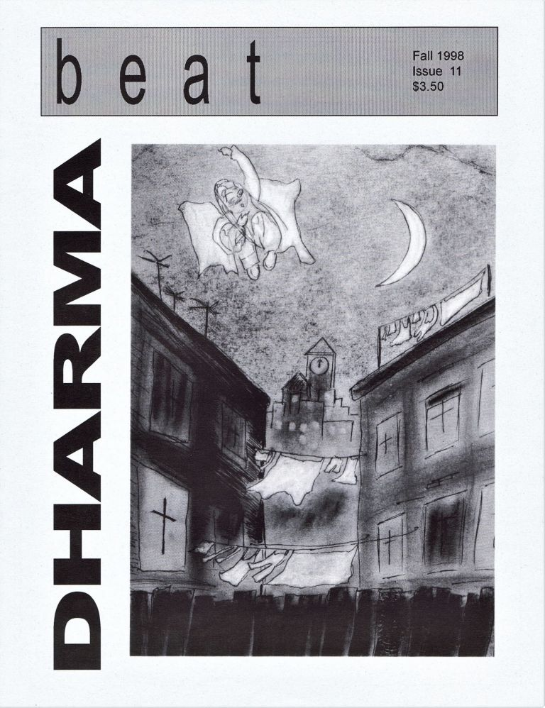 Dharma Beat Issue 11. Jack Kerouac