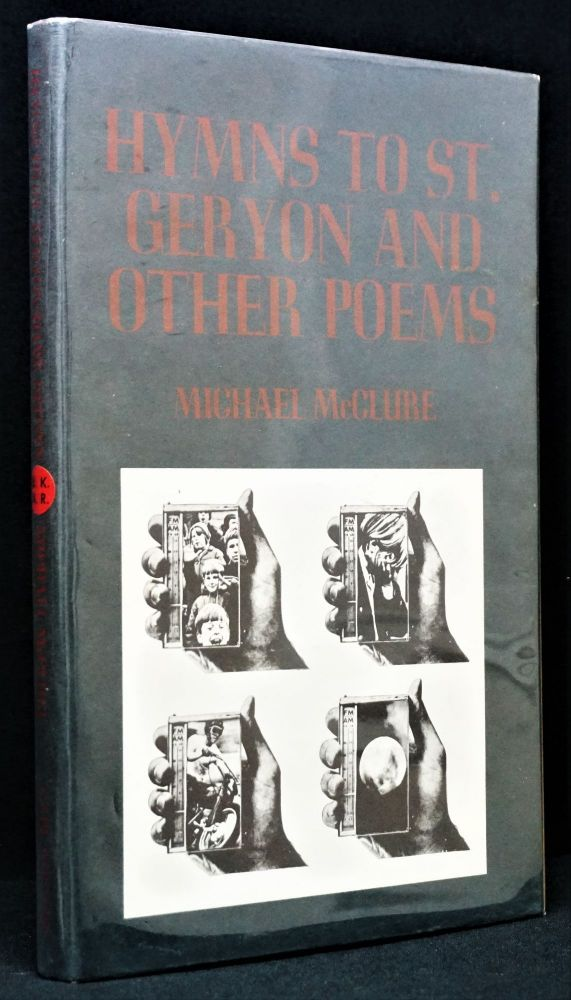 Hymns To St. Geryon and Other Poems; Dark Brown. Michael McClure, Wallace, Berman