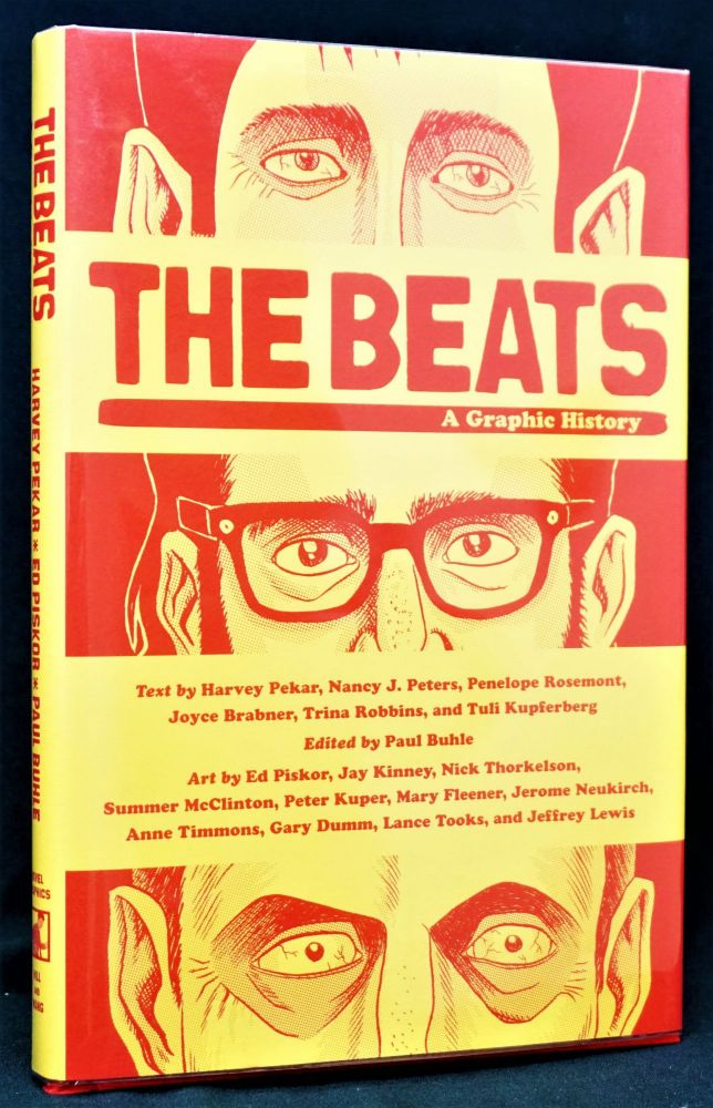 The Beats: A Graphic History. Harvey Pekar, D. A., Levy, William S., Burroughs, Jack, Kerouac