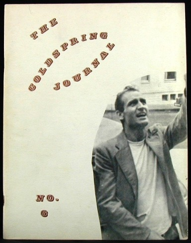 The Coldspring Journal No. 6 (March- April 1975). Charles Plymell, John, Giorno, Claude, Pelieu