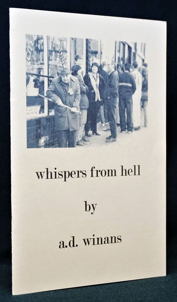 Whispers From Hell. A. D. Winans.
