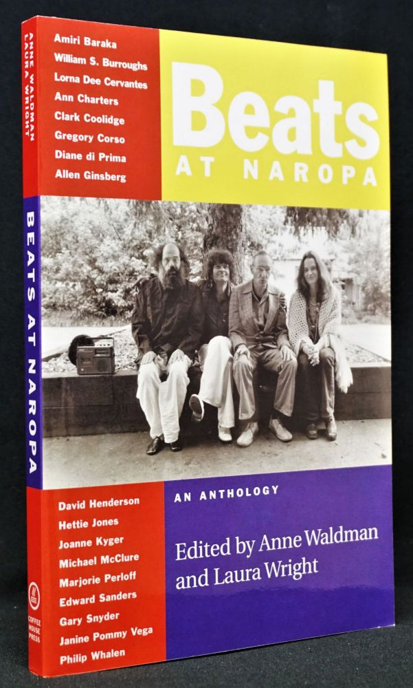 Beats at Naropa. Anne Waldman, Laura, Wright.