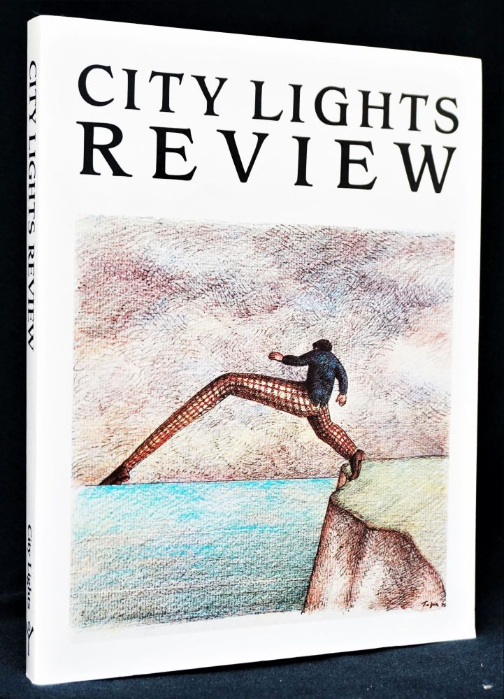City Lights Review Number One. Lawrence Ferlinghetti, Nancy J., Peters.