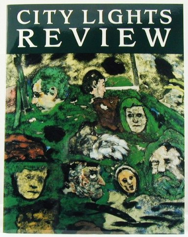 City Lights Review Number 3. Lawrence Ferlinghetti, Nancy J., Peters.