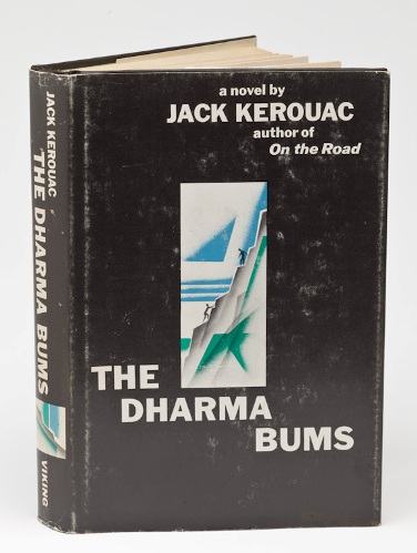 The Dharma Bums. Jack Kerouac, Gary Snyder.