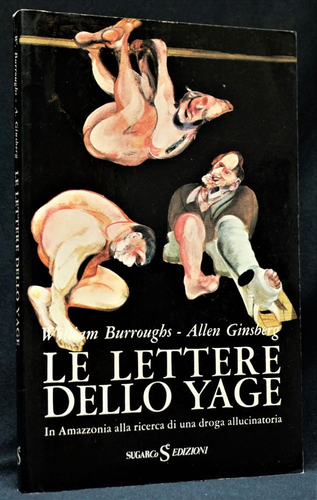 Le Lettere Dello Yage. William S. Burroughs, Allen, Ginsberg