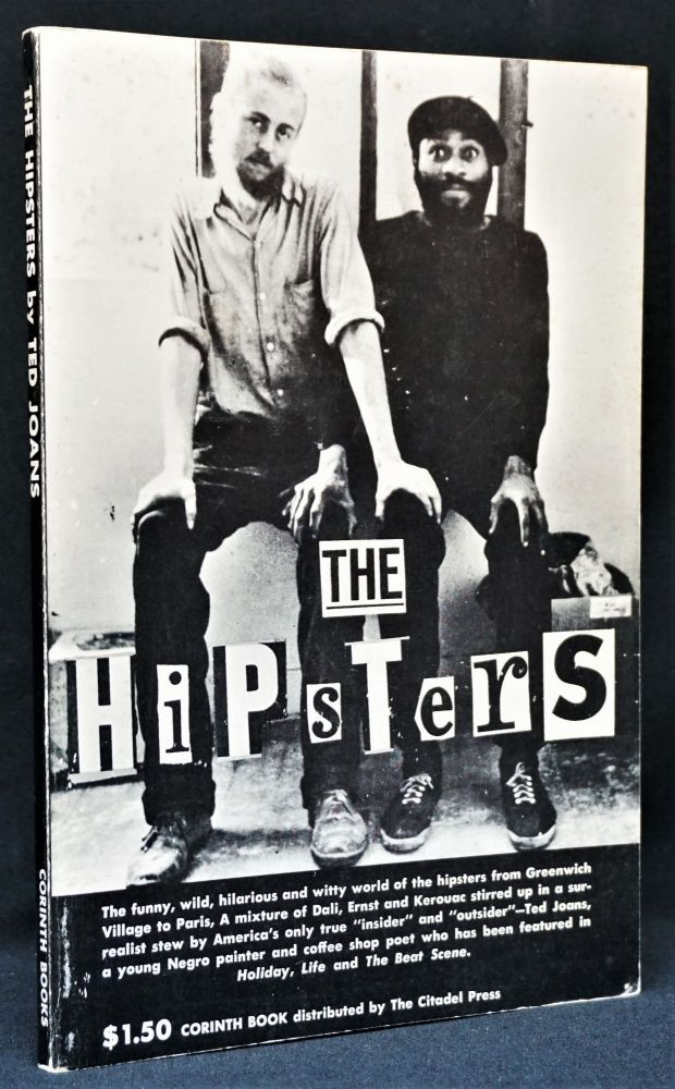 The Hipsters. Ted Joans.