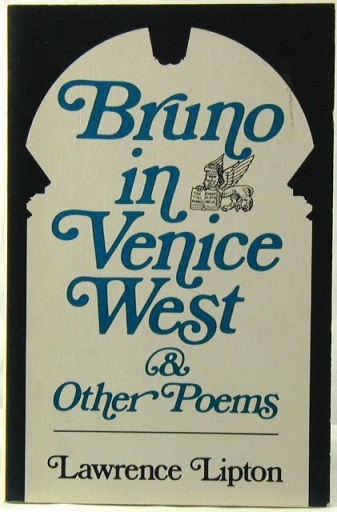 Bruno in Venice West & Other Poems
