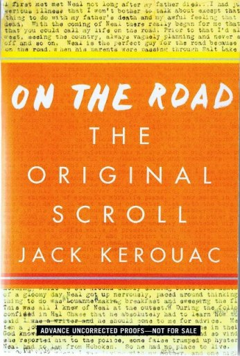 On The Road: The Orginal Scroll