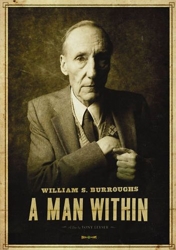A Man Within (DVD - 2011 Documentary). William S. Burroughs