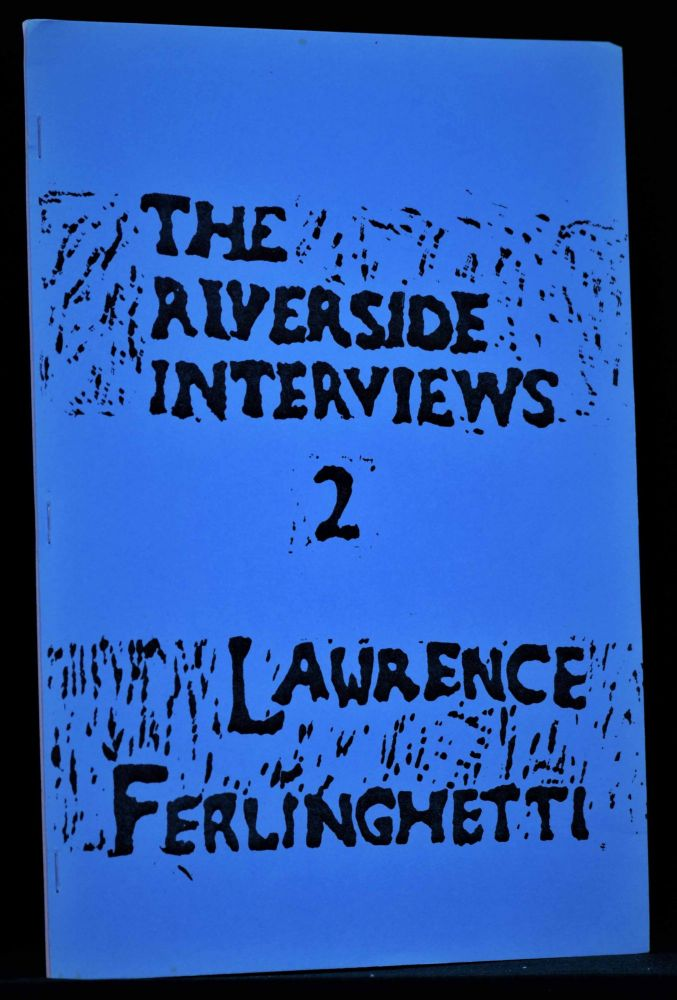 The Riverside Interviews 2: Lawrence Ferlinghetti
