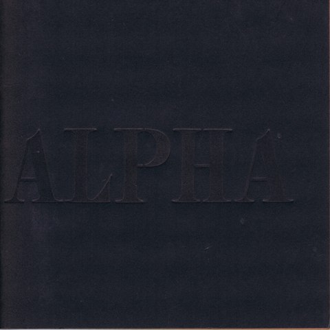 Alpha. Robert Kelly