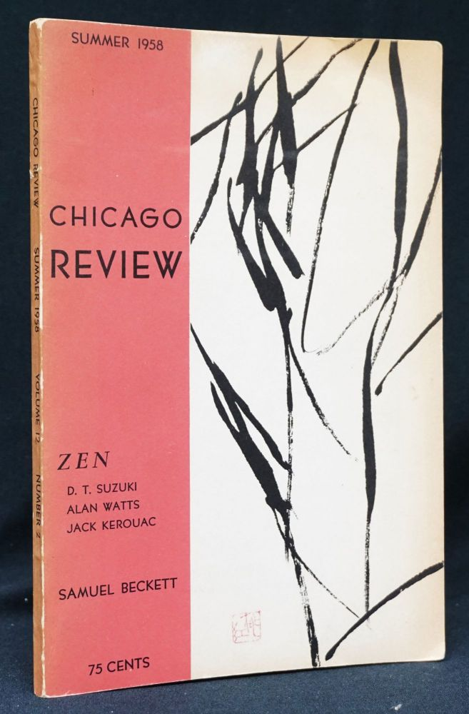 Chicago Review, Volume 12, Number 2. Jack Kerouac