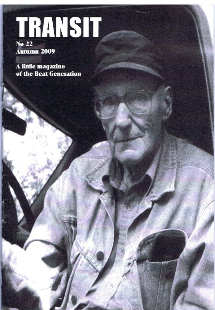 Transit, No. 22. William S. Burroughs