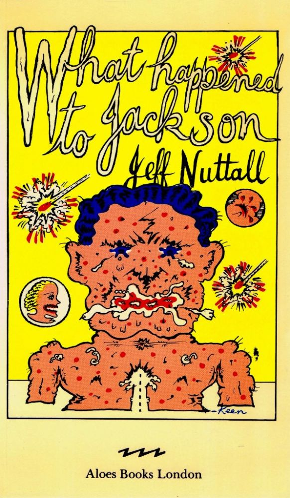 What Happened To Jackson. Jeff Nuttall