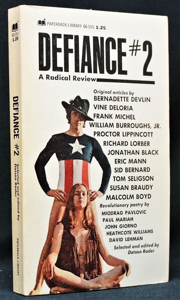 Defiance #2: A Radical Review. William S. Burroughs Jr