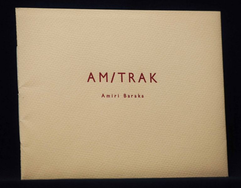 AM/TRAK. LeRoi Jones, Amiri Baraka