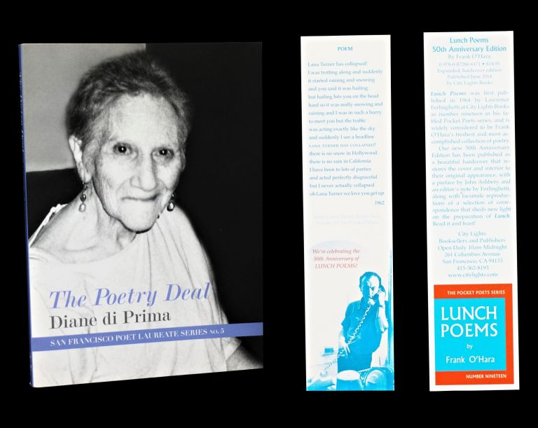 The Poetry Deal. Diane di Prima