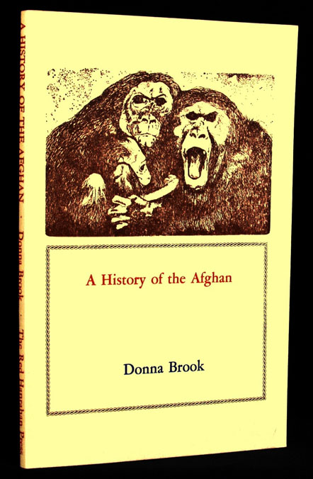 A History of the Afghan. Donna Brook