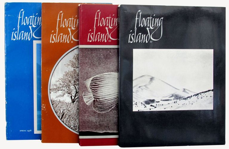 Floating Island, First Series, Volumes I-IV
