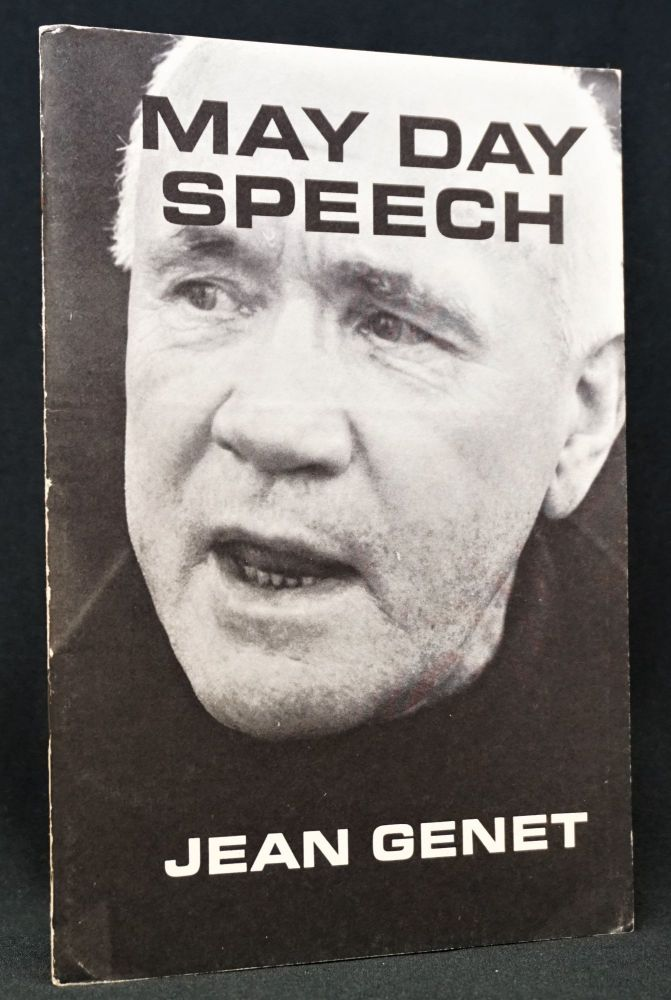 May Day Speech. Jean Genet