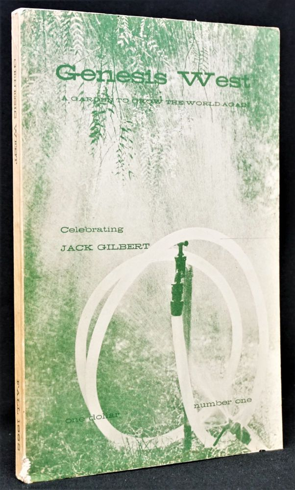 Genesis West: A Garden to Grow the World Again, Volume One, Number One. Paul Bowles, James T....