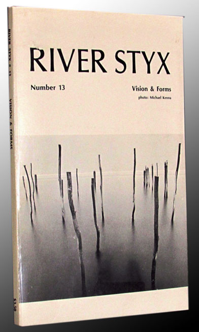 River Styx Number 13. Ansel Adams, Margaret Atwood, Robert Bly, Roland Flint, Gabriel...