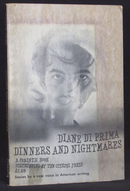 Dinners and Nightmares. Diane di Prima