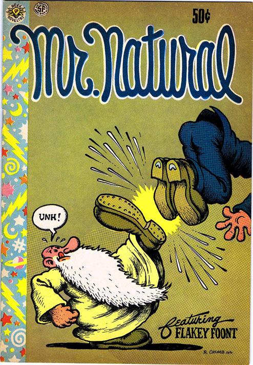 Mr. Natural No. 1. Robert Crumb