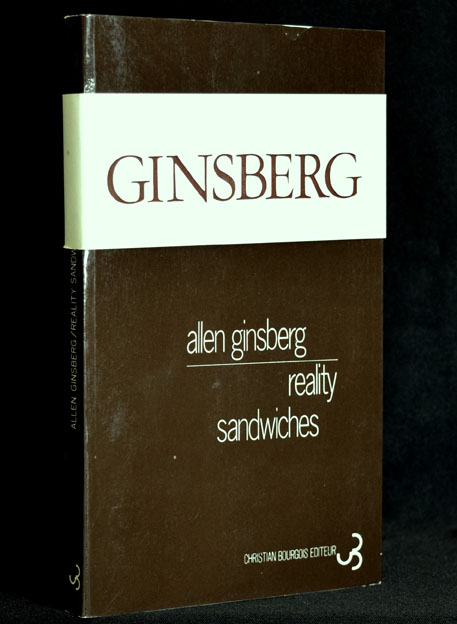 Reality Sandwiches. Allen Ginsberg