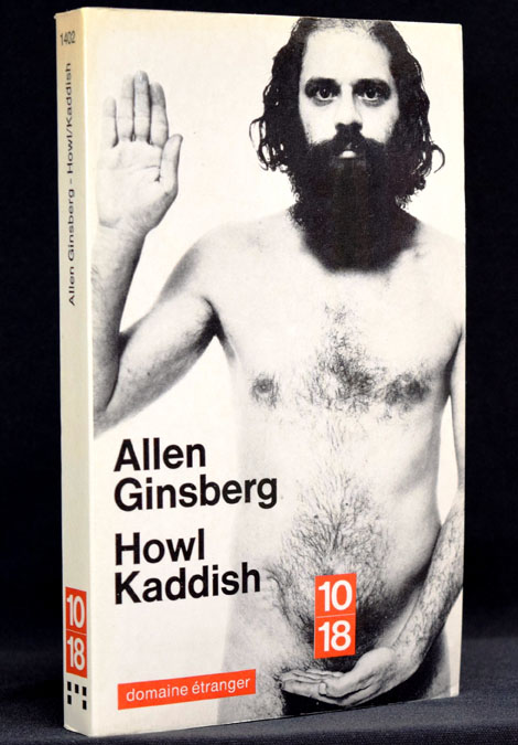 Howl; Kaddish (French Edition). Allen Ginsberg