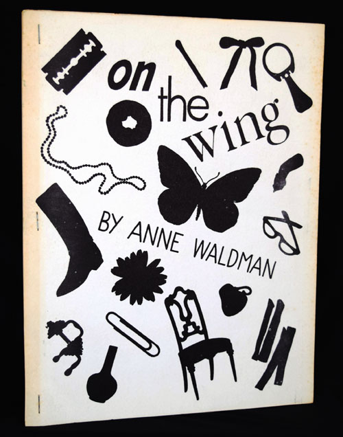 On the Wing by Anne Waldman; Hijacking by Lewis Warsh. Anne Waldman, Lewis Warsh