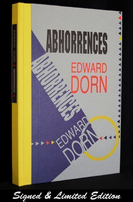 Abhorrences. Edward Dorn