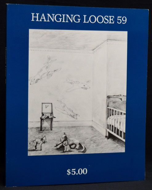 Hanging Loose 59. Sherman Alexie, Peter Bakowski, Donna Brook, Michael Friedman, Clive Matson,...