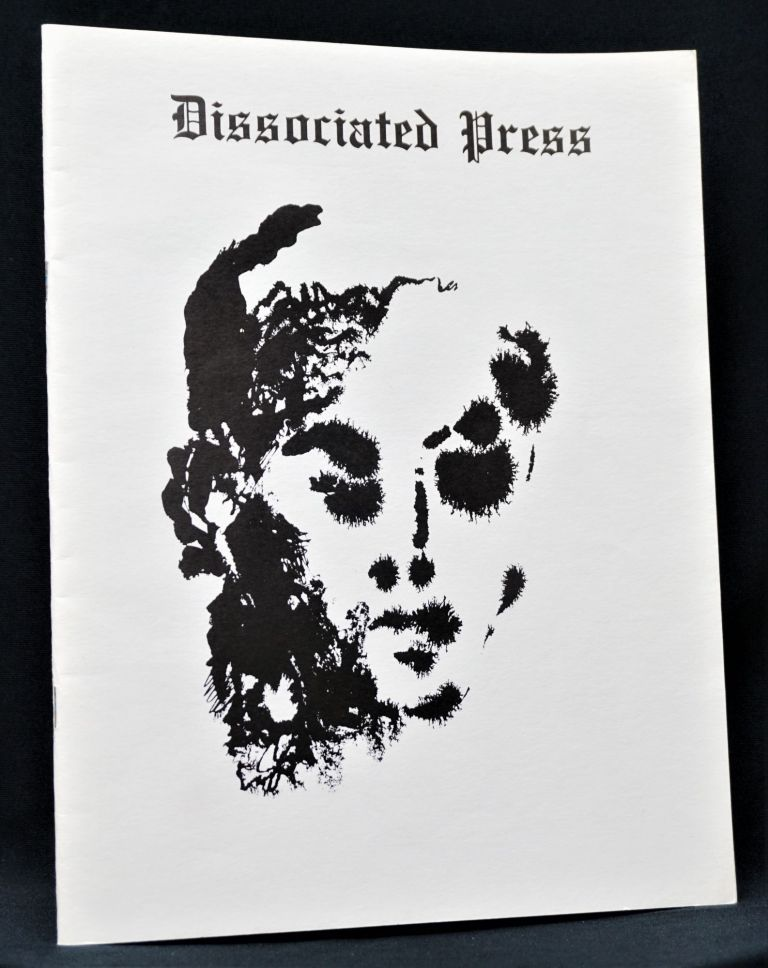 Dissociated Press, Issue 1. Diane di Prima, Amiri/Jones Baraka, LeRoi
