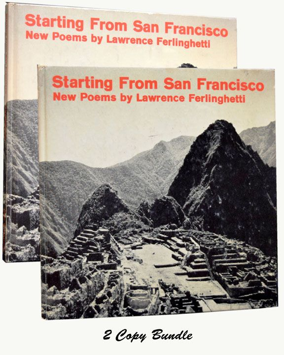 Starting from San Francisco. Lawrence Ferlinghetti