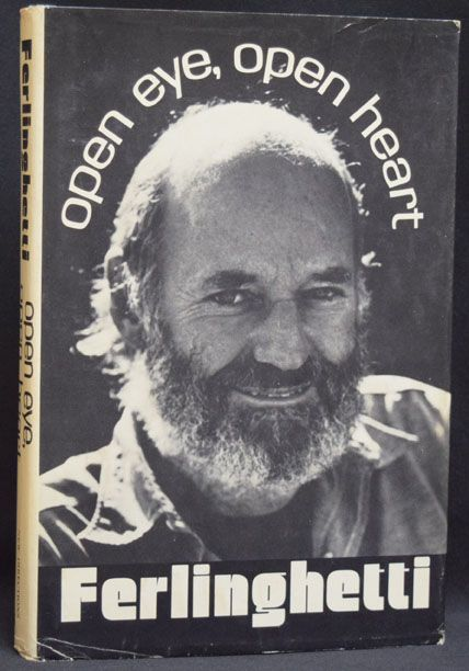 Open Eye, Open Heart. Lawrence Ferlinghetti